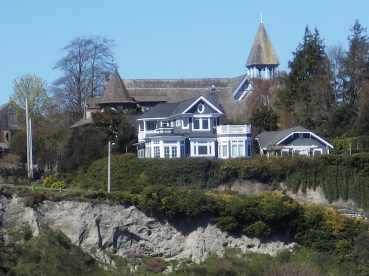Victorian Home on the Bluff in Port Townsend