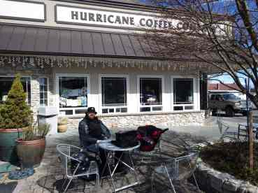 The Hurrican Coffee Company, Sequim, WA