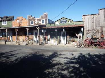 The Black Bear motel... wild west at its best!