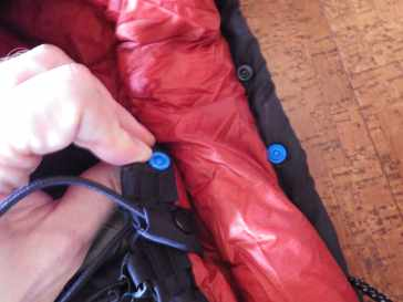 There's your start snap for the bivvy!