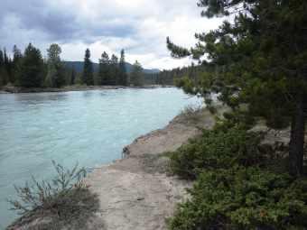 Glacier fed Waitabit Creek