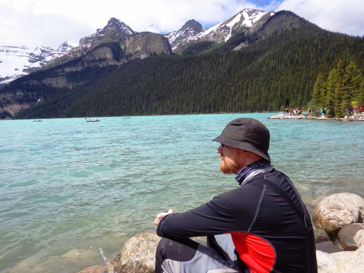 DES at Lake Louise