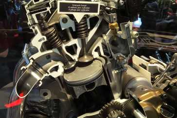 The Africa Twin Engine