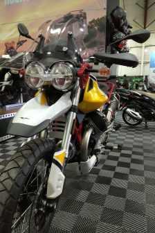 Moto Guzzi ADV bike