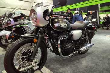 Kawasaki W Cafe Racer